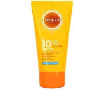 Zenova zonnebrand mini Sensitive SPF 30 | 50 ml