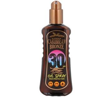 Caribbean Bronze zonneolie-spray SPF 30 | 200 ml