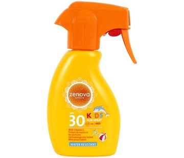 Zenova zonnespray Kids SPF 30 | 200 ml