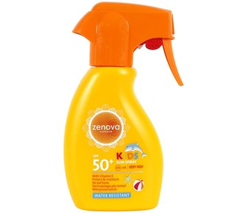 Zenova zonnespray Kids SPF 50+ | 200 ml