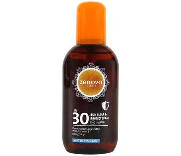 Zenova zonnespray Clear & Protect SPF 30 | 200 ml