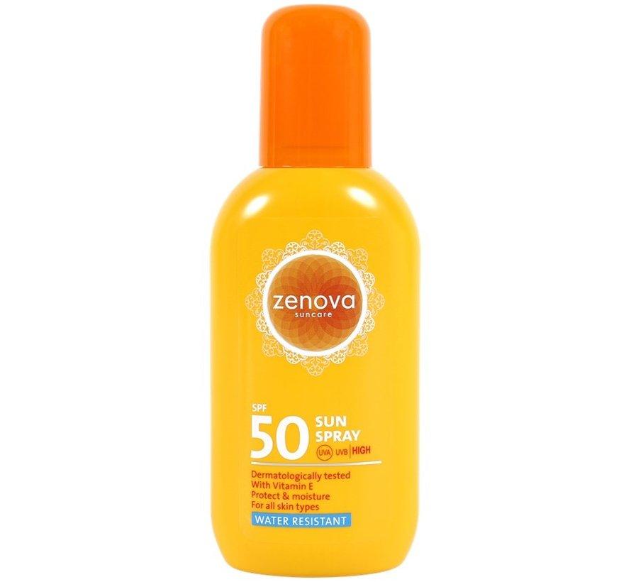 Zenova zonnespray SPF 50   200 ml