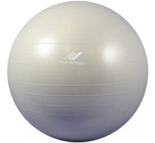 Rucanor Rucanor fitnessbal 65 cm grijs