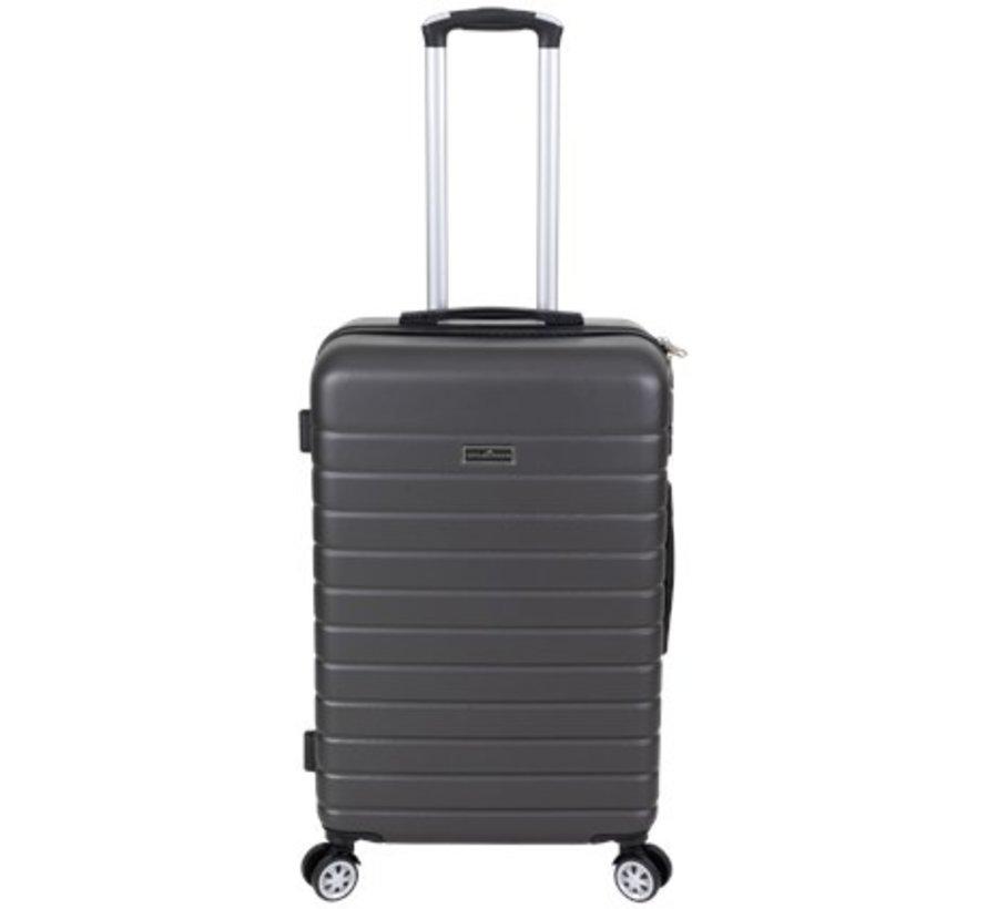 Luxe harde koffer - Reiskoffer Tsa Locl spin wielen 360 graden