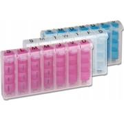 Comfort aid Comfort Aid | Pillendoosje | Vitaminedoosje |1 week |4 compartimenten per tray