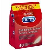 Durex Durex Feeling Sensitive Voordeelpak - 40 stuks