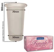 Pasante Pasante Female Condooms - 30 stuks