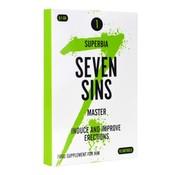 Morningstar Seven Sins - Master - Lustopwekker Voor Mannen - 15 softgels