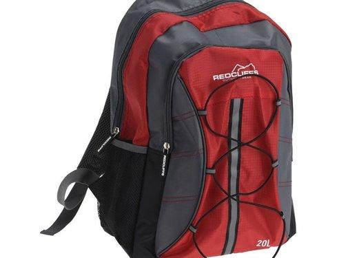 Redcliffs Rugzak - 20 liter - rood