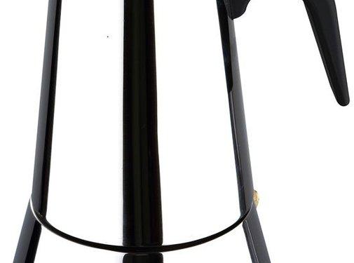 Bergner Luxe Koffie-  theezetapparaat - RVS - 4 kops
