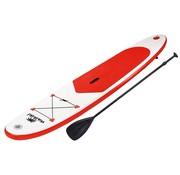 Waikiki SUP Board Red   - 305 cm - complete set