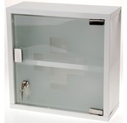 Bathroom Solutions Medicijnkastje RVS wit