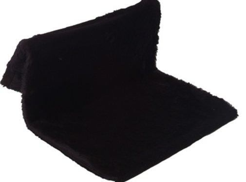 Merkloos Radiator hangmat zwart