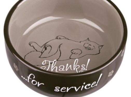 Trixie Trixie voerbak thanks for service assorti