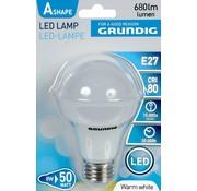 Grundig LED lamp - warm wit - 8W