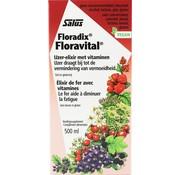 Floradix Floradix Vloeibaar ijzer-Elixer met Vitamines 500 ml