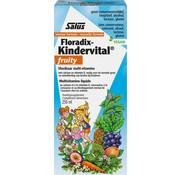 Floradix Floradix-Kindervital fruity – Voor groei en ontwikkeling van botten bij kinderen