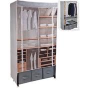 Storage Solutions Kledingkast - 160x88x50 - met print