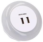 Grundig Nachtlamp met 2 USB-laders