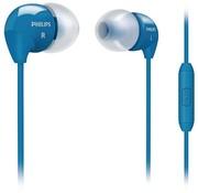 Philips SHE3595BL/00 In-ear oordopjes - microfoon - blauw