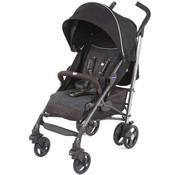 Chicco buggy Lite Way 3 aluminium 105 cm grijs/bruin/zwart