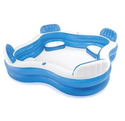 Intex Family Lounge Pool - 229x229x66cm