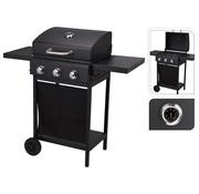 Vaggan Gas barbecue - 3 branders