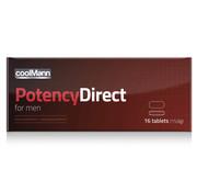 Coolmann CoolMann - Male Erectie 16 Tabletten