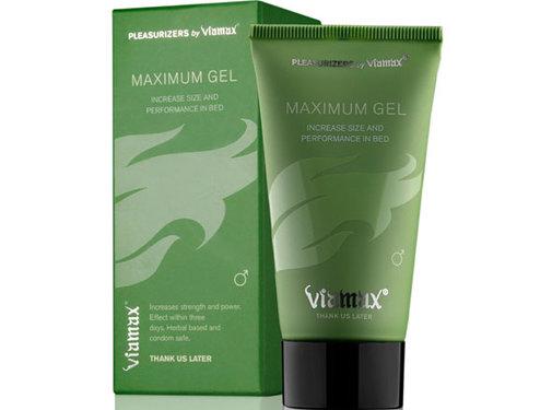 VIAMAX Viamax - Maximum Gel 50 ml