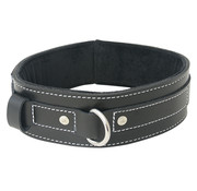Sportsheets Sportsheets - Edge Lined Leather Collar