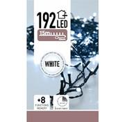 DecorativeLighting LED-verlichting 192 LED's - wit - op batterij