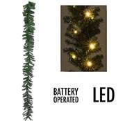 Ceruzo Guirlande met 35 LED's - 270 cm - met timer - werkt op batterijen