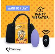 FeelzToys FeelzToys - Panty Vibe Remote Controlled Vibrator Paars