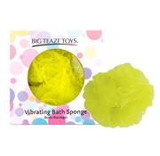 Big Teaze Toys Big Teaze Toys - Vibrerende Badspons Geel