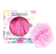 Big Teaze Toys Big Teaze Toys - Vibrerende Badspons Roze