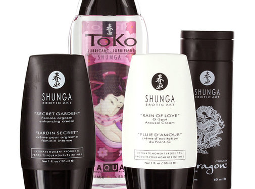 Shunga Shunga - Naughty Kit