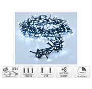 DecorativeLighting Micro Cluster met Haspel - 500 LED - 10 meter - met timer - wit