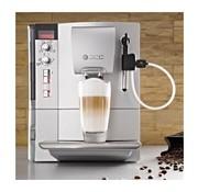 Bosch Bosch TES50221RW koffiemachine Zilver/Wit