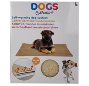 Dogs Collection Hondenkussen - Zelfverwarmend - Schapenwol