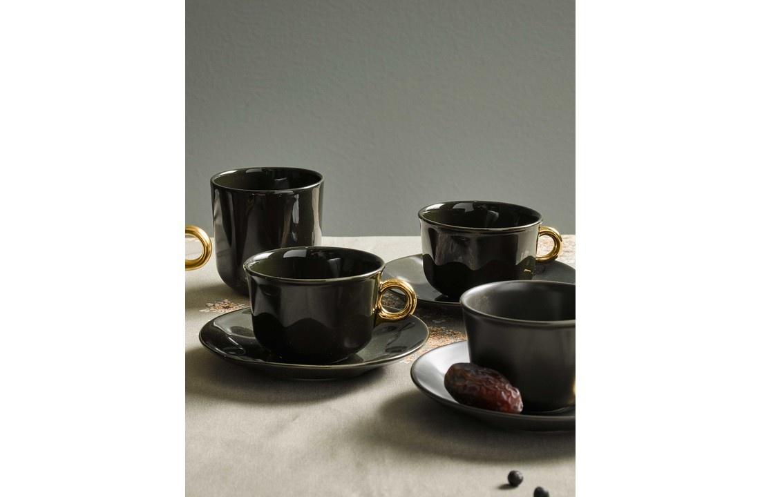 Koffiekop / Kop en schotel