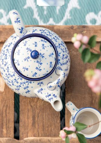 Bunzlau Castle - thee en koffie servies