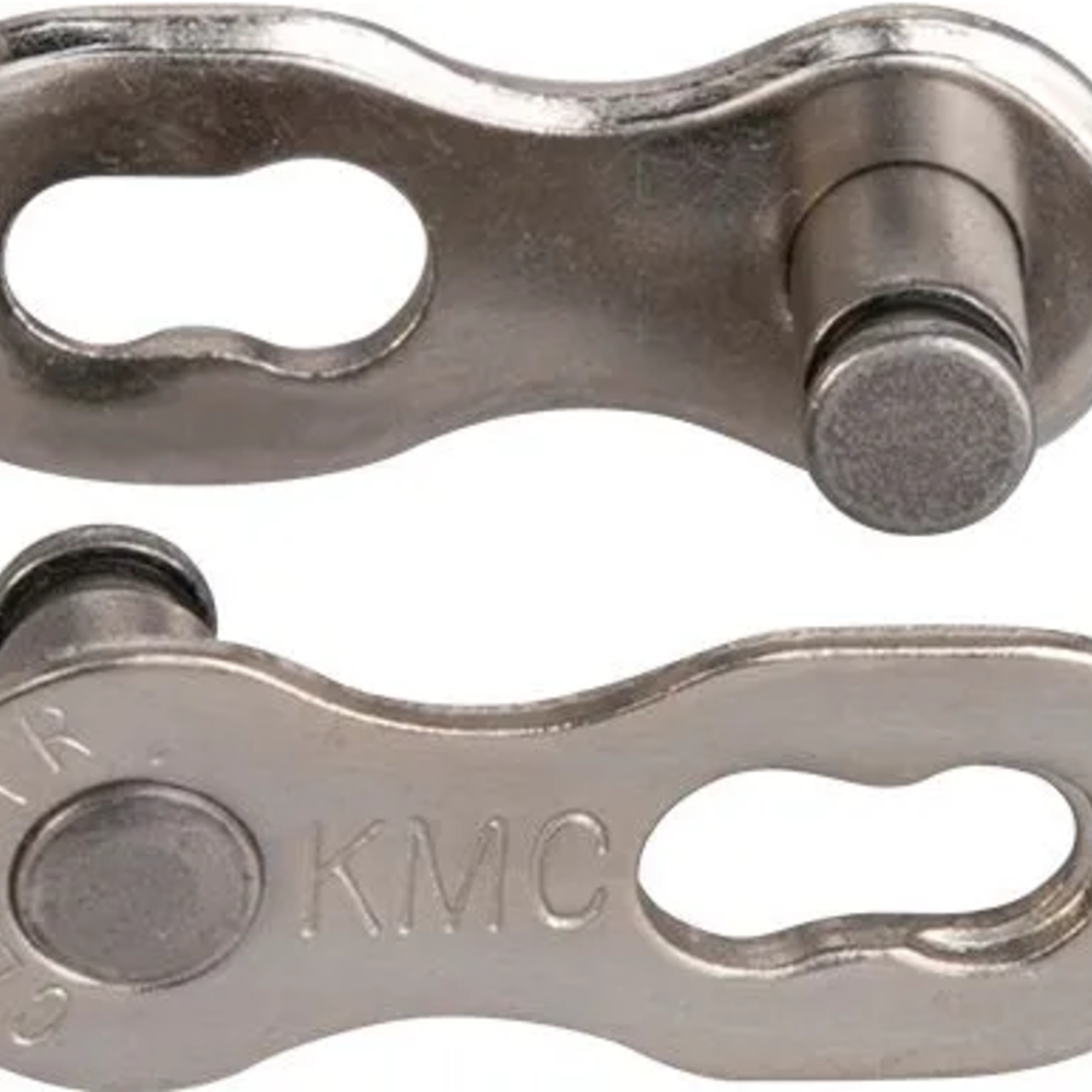 KMC KMC 6-7-8 speed EPT Silver Missing Link Reusable 7.3mm (x2)