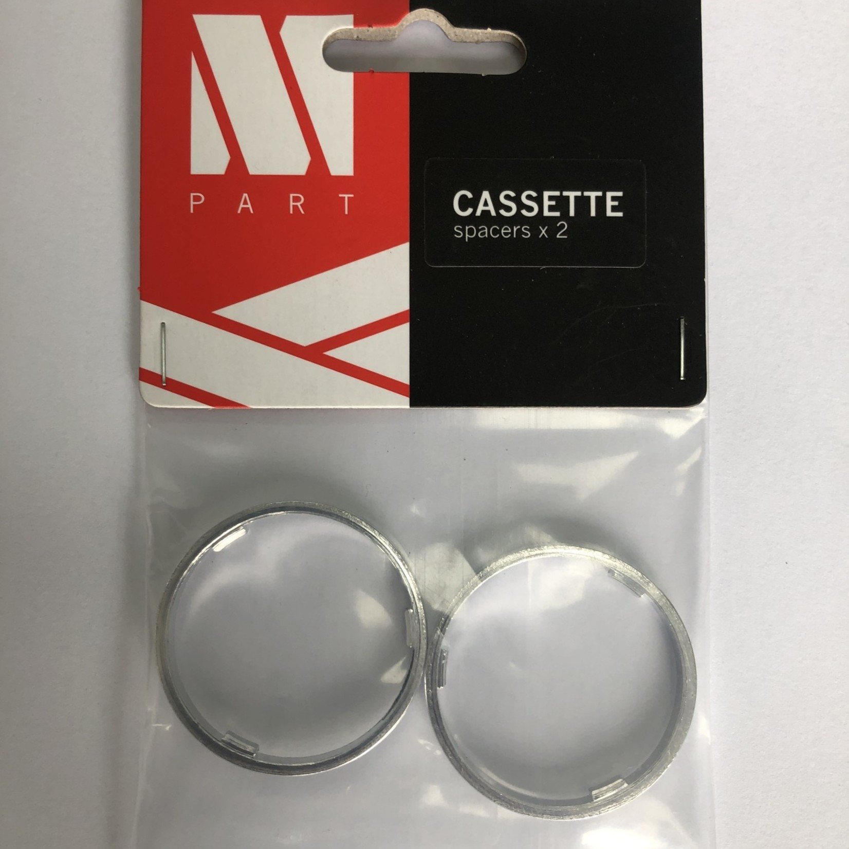 MPart 4mm Cassette Spacers x 2
