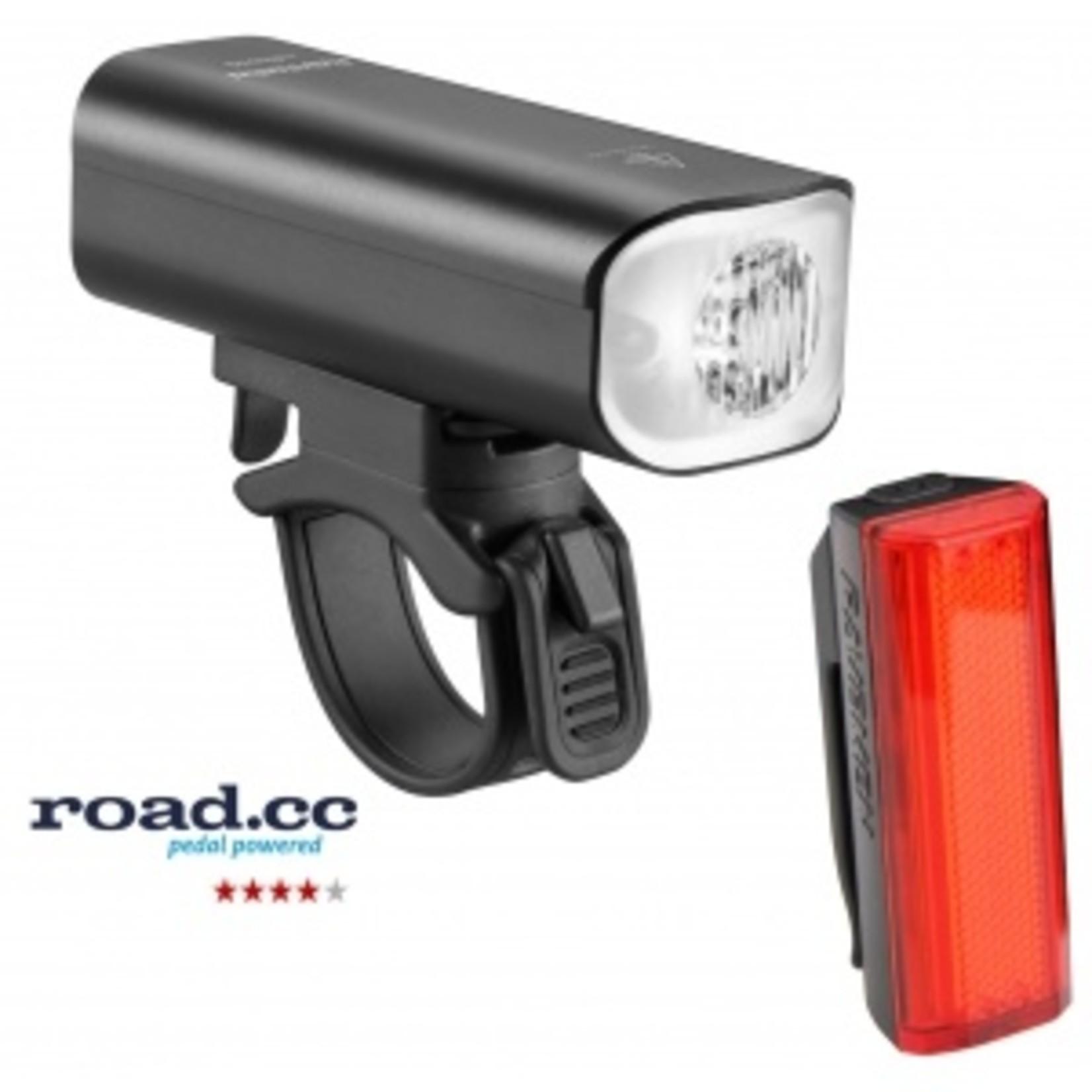 Raveman Ravemen LR500S (500 Lumens) / TR20 (20 Lumens) USB Rechargeable Twinset