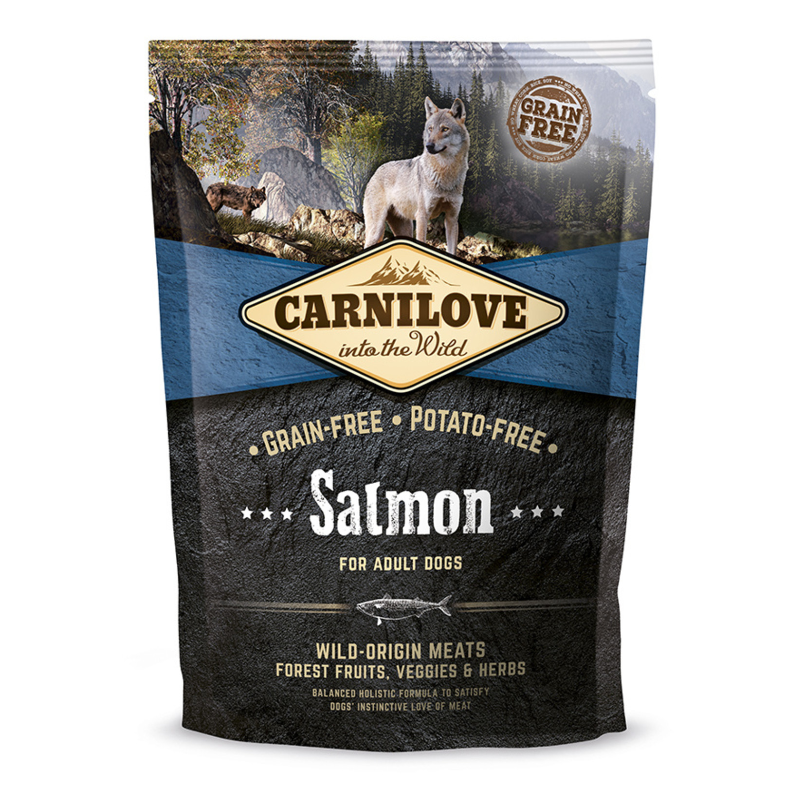 Carnilove Salmon adult