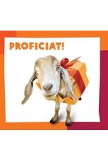 Chèvre 'Félicitations'