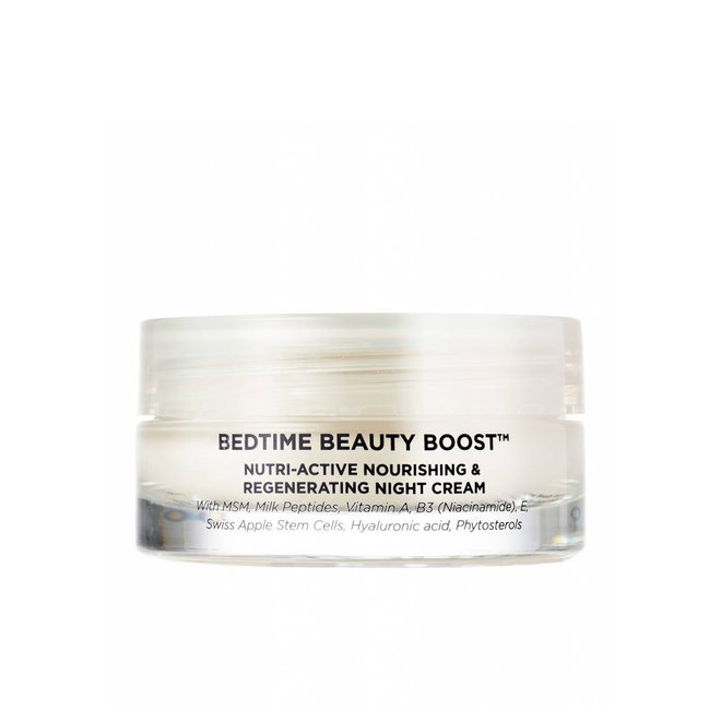 Bedtime Beauty Boost - Anti-age nachtcrème