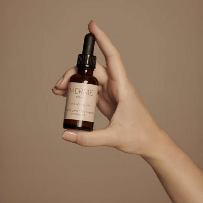 Facial Beauty Elixir - Organic Rosehip Oil - glowy skin