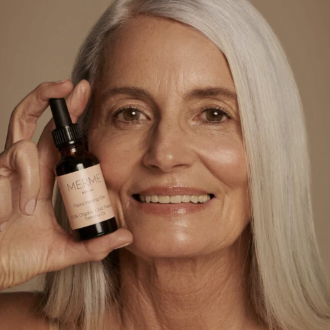 Facial Healing Elixir - Organic Tamanu Oil - ontstekingsremmend & anti-age