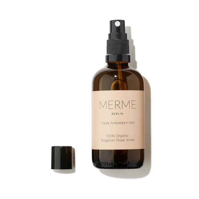 Facial Antioxidant Mist - Organic Rosewater - verfrissend, hydraterend & verzachtend